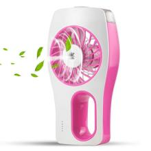 Clip Portable Brumisation Air Conditionné USB Ventilateur Ordinateur Portable