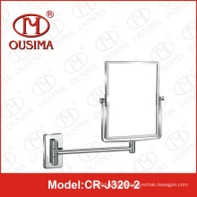 Wall Mounted Square Bathroom Makeup Mirror Cosmetic Mirror Fot Hotel