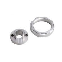 Customized M4 Aluminum Anodized Sliver CNC Machining Parts