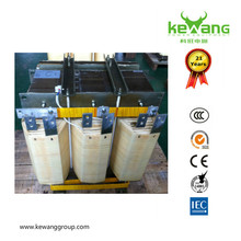 K13 Transformador de bajo voltaje producido a medida de 550kVA