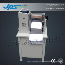 Jps-160 pano condutor, tela Acerate e máquina de corte de pano de acetato