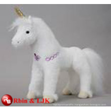 ICTI Audited Factory soft toy unicorn