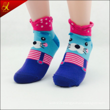 Teenage Girl Cotton 3D Tube Socks