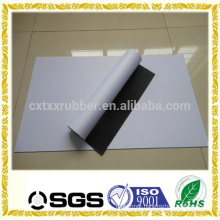 blank rubber sheets for game mat, super thin rubber sheets mouse pad