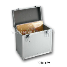 emballage du CD haute qualité CD 10 disques (10mm) en aluminium