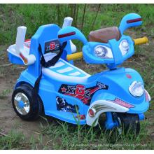 Niños motocicleta eléctrica, niños de juguete, juguetes de bebé