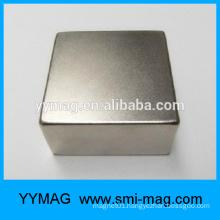 Cube neodymium magnetic material Permanent Generator magnet
