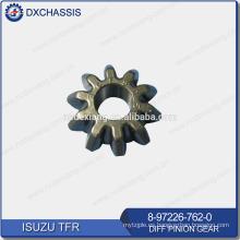 Engranaje de piñón Diff diferencial TFR genuino 8-97226-762-0