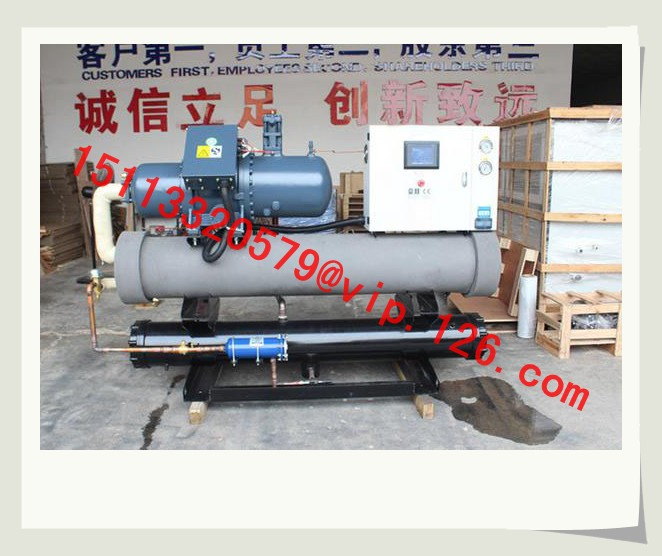 Single Screw Chiller Real Photo B