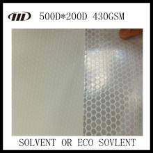 430GSM Sovlent print Reflective Banner Flex