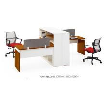 Sistema de cableado de estación de trabajo de muebles de oficina modular moderno