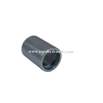 premade Nickle-plated hebei pipe ferrule