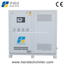 Low Power Consumption 25rt/25HP Water Cooling Industrial Water Chiller
