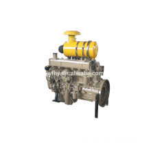 Dieselmotorenmontage