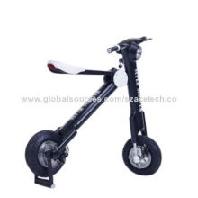 2014 New Concept Design Fashion Electric Scooter, 12Ah Li Battery 3-5H Charging TimeNew