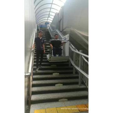 Китай поставляет наклонный подъемник для инвалидных колясок / подъемник для инвалидов / подъемники по лестнице