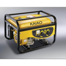Малогабаритный бензиновый / бензиновый двигатель Kge 2kVA