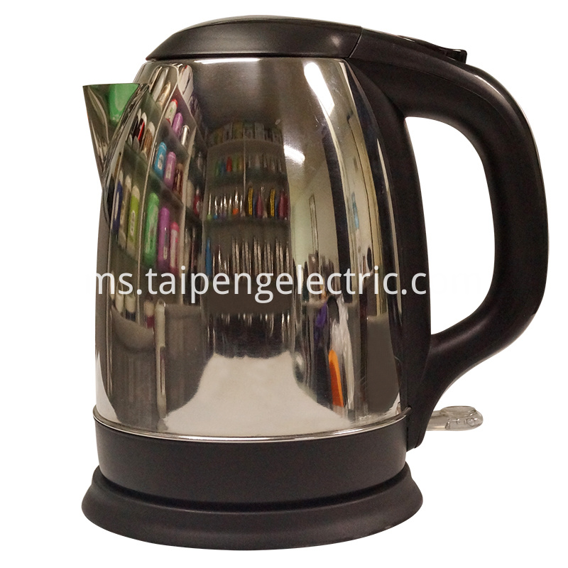 Stainess Steel Kettle