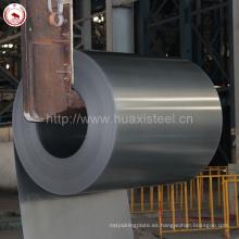 Hoja de acero de silicio de primera calidad laminada en frío sin grano en bobina de molino