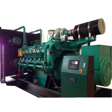 Large Power Googol Engine 1300KW 60Hz Gas Genset