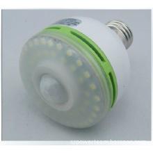High Quality LED sensor bulb, Sensor PIR Bulb E27/E26/B22, CE/Rohs