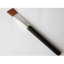 Angle Shape Copper Ferrule Foundation Pinsel