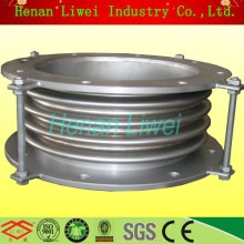 Trade assurance corrosion resistant thermostatic head metal expansion joints