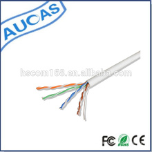 Cable de la red cat5e / ftp cat5e ethernet / red / lan cable / 24AWG 4 pares de cable de red de cobre torcido