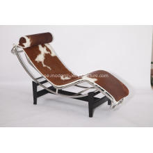 Le Corbusier LC4 Chaise Lounge Replica