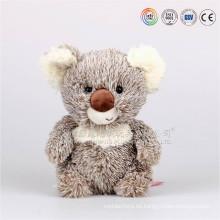 2016 ICTI audita el juguete suave modificado para requisitos particulares del koala del fabricante de OEM / ODM en Dongguan