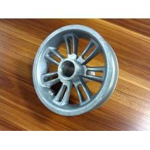 OEM & ODM Pecision Aluminium Die Casting Driving Wheel For