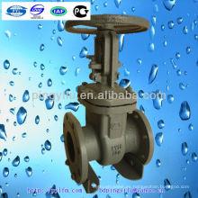 Cadena de válvulas de compuerta de agua