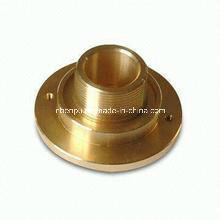 Forging and Machining Brass Parts