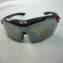 Fesyen sukan Basikal cermin mata hitam