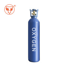Oxygen gas cylinders portable with trolley for medical