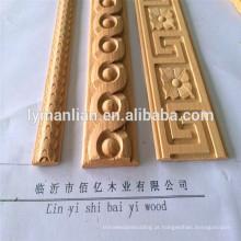 molduras de escultura em madeira