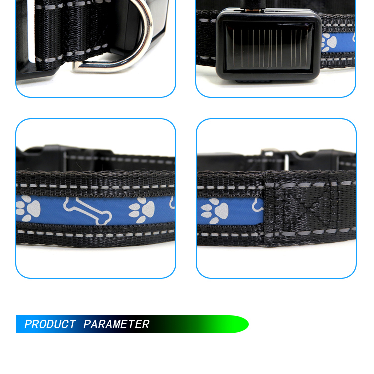 Reflective Pet Collars