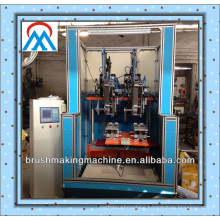 Broom machine in brush making machines/automatic broom machines/plastic brush making machine/cleaning brush making machine