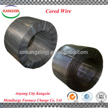 Ferroalloy Cored Wire/CaFe/SiCa /CaAl Cored Wire China Supplier