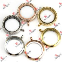 Ожерелье из нержавеющей стали с круглым ожерельем в моде (SSL140)
