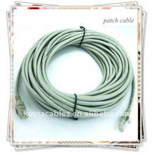 Standard Ethernet Cable RJ45 Male to Male Grey For networking