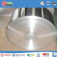 201, 304 bobinas de aço inoxidável