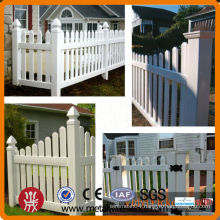 Cheap vinyl fence(Manufacture)
