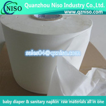 Lenço de papel enorme do rolo para o tecido da fatura / portador do tecido