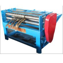 Machine à découper une feuille d'acier simple de haute qualité