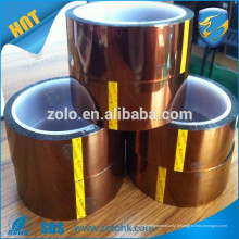 Isolant électrique sur film adhésif silicone Bande polyimide pour ruban industriel
