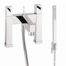 UK Style Bathroom Dual Handle Bathtub Faucet