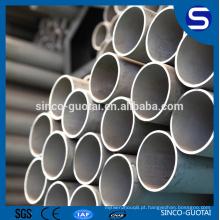 Tubo e tubulação de aço inoxidável 12x18h10t