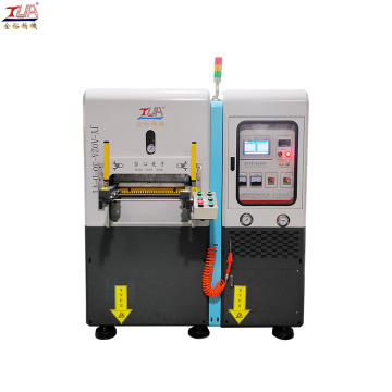 cute silicone line protector customized label machine