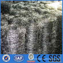 Hot dipped galvanized barbed wire for farm